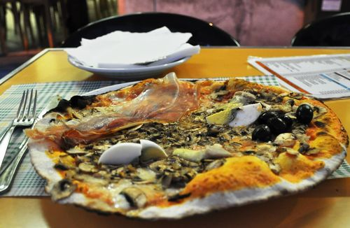 Eating Cheap Rome