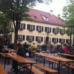 Aumeister, Munich Beer Garden