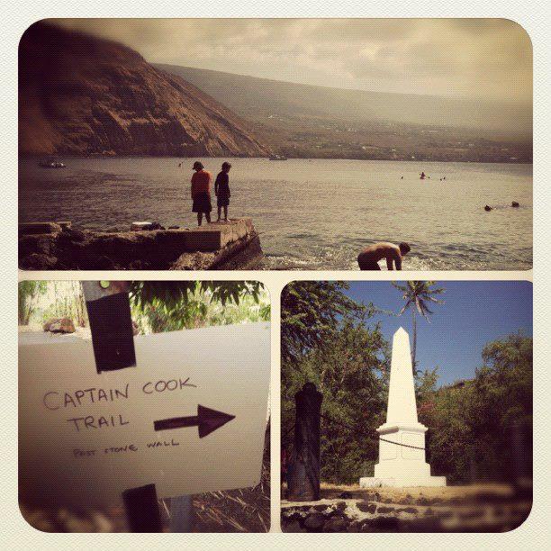 Captain Cook Trail