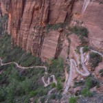 Zion National Park — Day 1 — Canyon Tours: Angel's Landing
