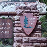 Zion National Park — Day 7 — Canyon Tours: Weeping Rock