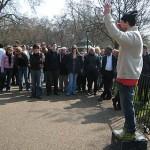 Hyde Park's Speakers Corner