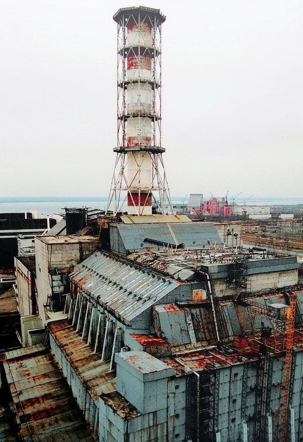 What is the Chernobyl Sarcophagus?