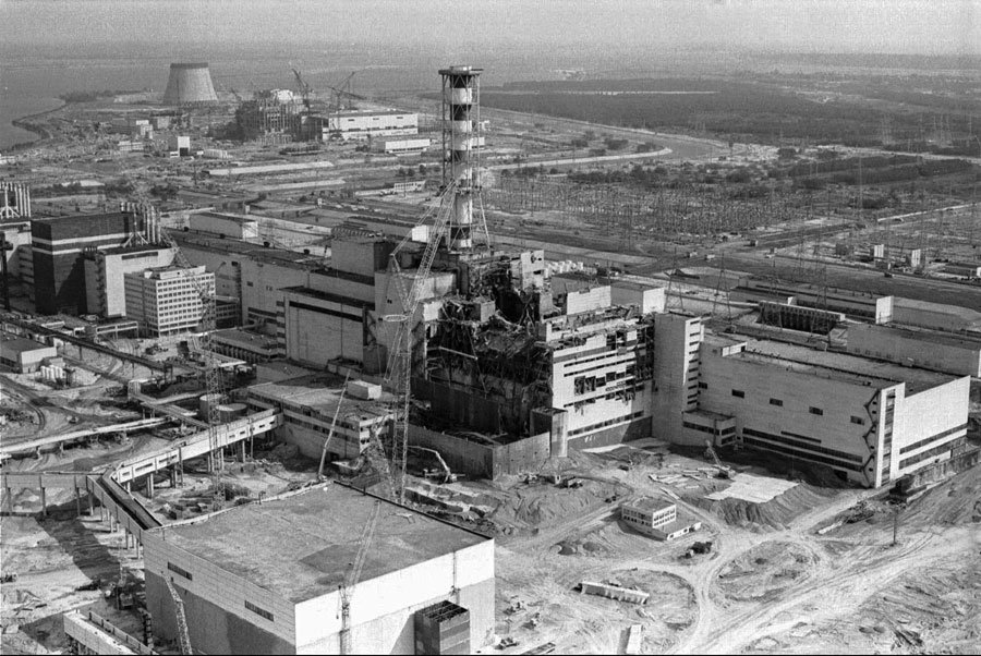What Happened at Chernobyl