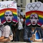 Will there be protests in Russia for the 2014 Winter Olympics?