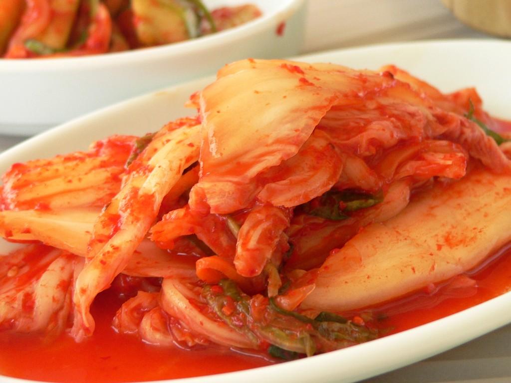 Kimchi Fermented Cabbage