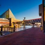 Baltimore Sun and the National Aquarium