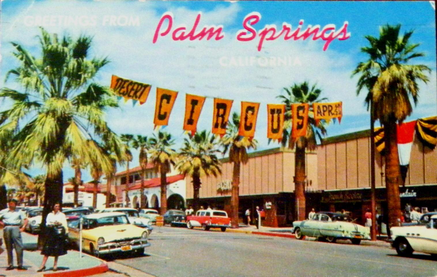 Lt Palmsprings