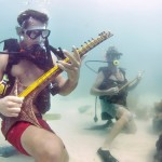 Florida's Underwater Music Festival Rocks