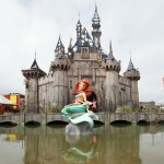 Amusement Park in London is a Twisted Disneyland