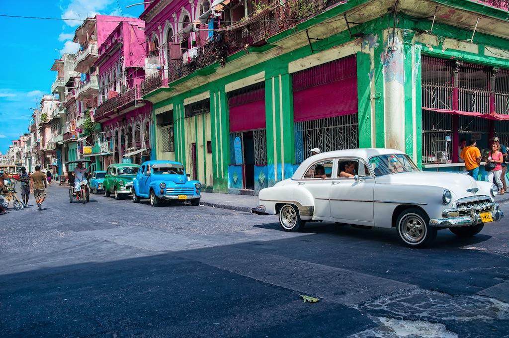 Cuba Feature