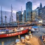 New York City's Seaport on Thursdays