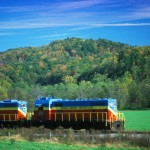 Train Trips Across the Country