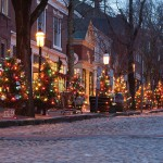Christmas Towns Full of Cheer