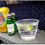 Best Mixed Drinks to Order on the Plane