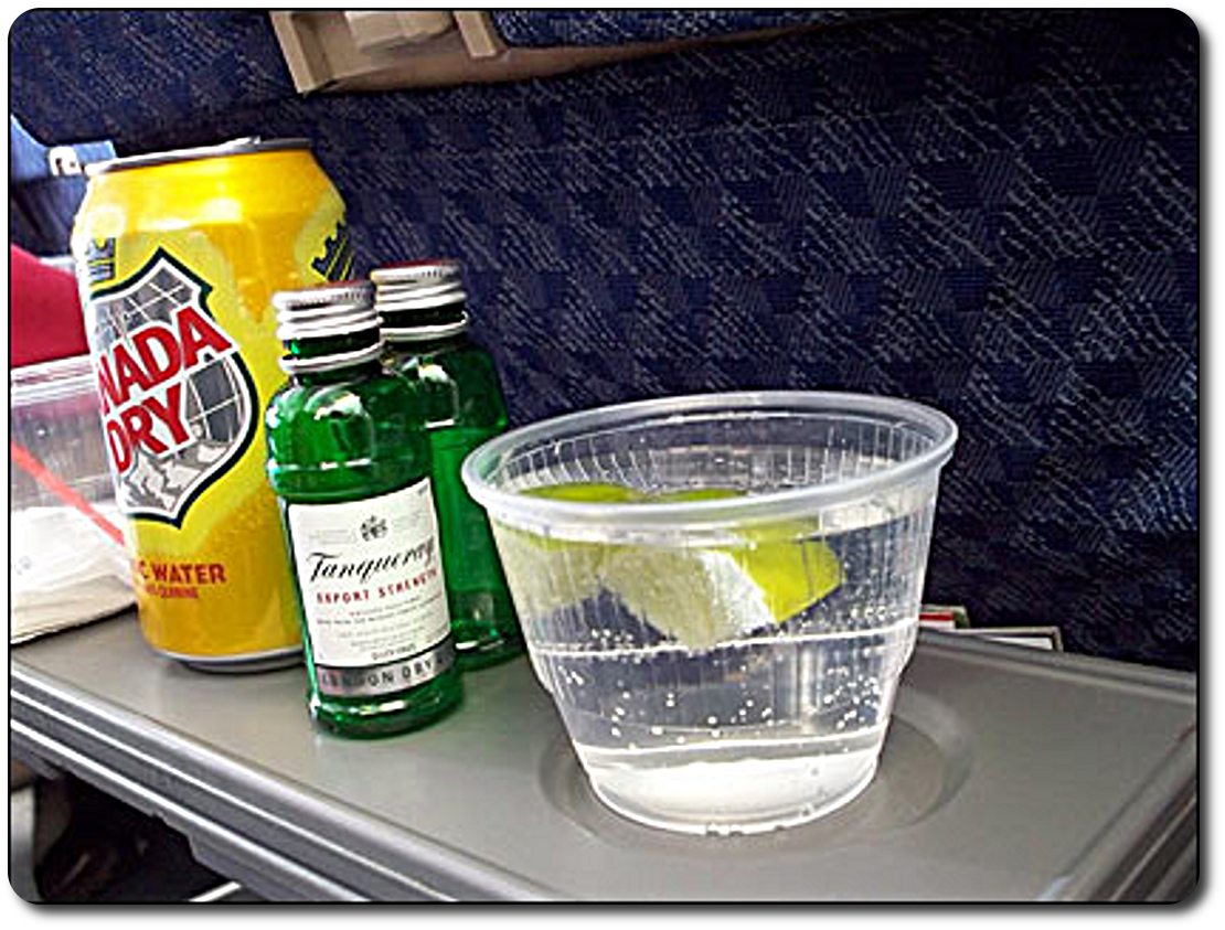 Best mixed drinks to order on the plane landings and for The best mix drinks
