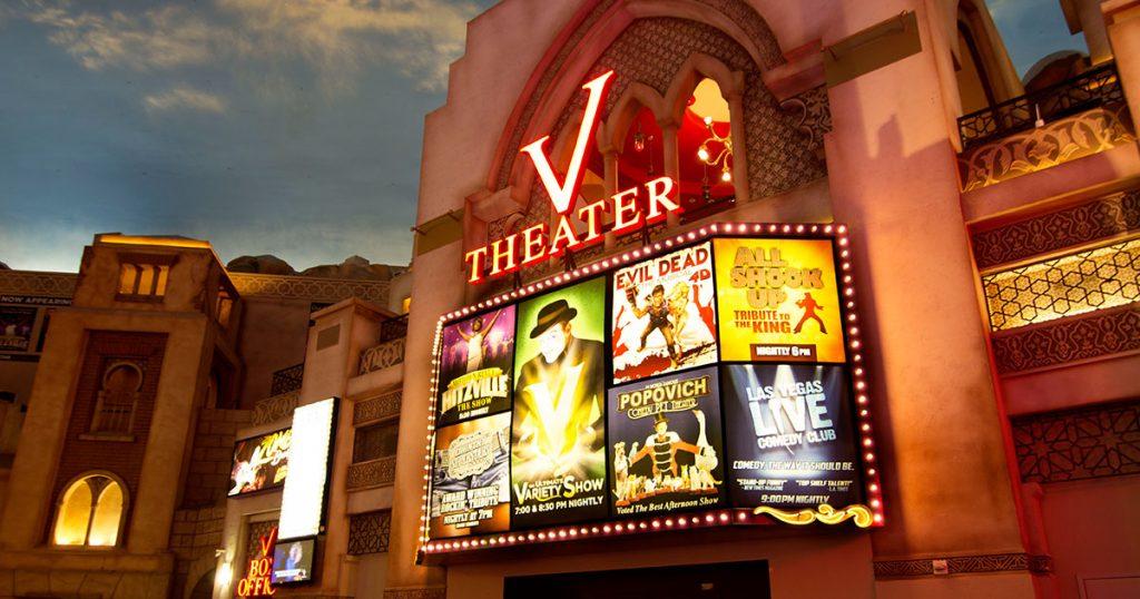 Las Vegas V Theatre