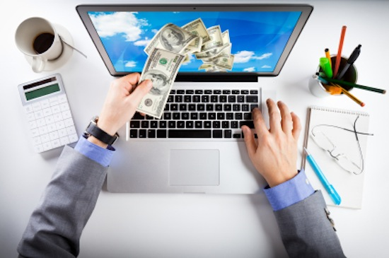 E-Commerce making money online