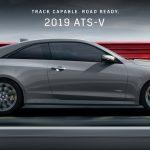 2019 Cadillac ATS-V – A Luxury & Sports Mashup
